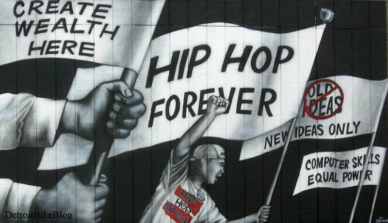Detroit summer mural 1